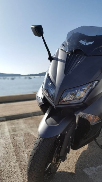 Location de scooter 125 à Porto-Vecchio