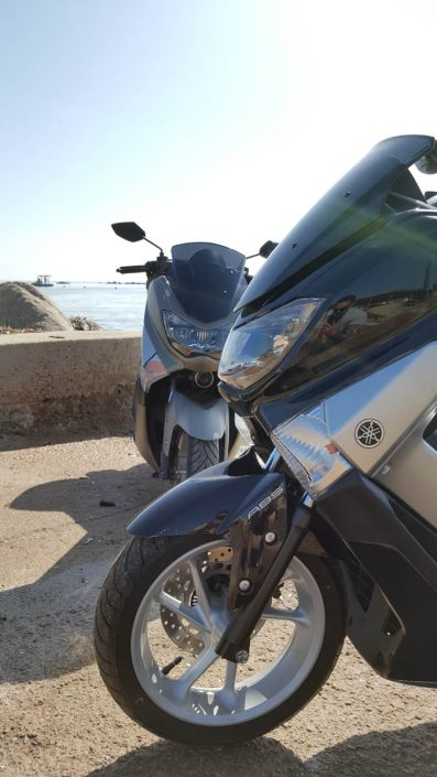 Location de scooter à Porto-Vecchio
